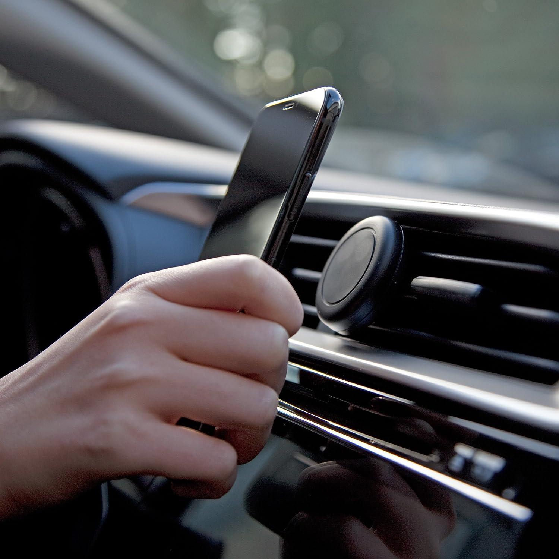 Samsung Galaxy A20 Car Mount Minimus MagnetoMount Magnetic Car Mount Magnetic Car Holder for Samsung Galaxy A20 BoxWave