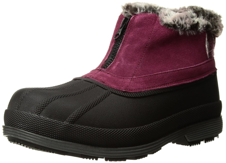 Propet Women's Lumi Ankle Zip Snow Boot B01N7CQ9E1 7.5 2E US|Berry