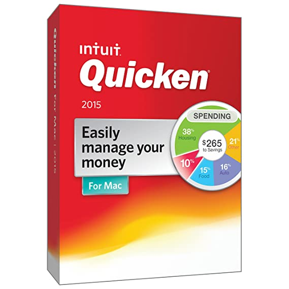 amazon com quicken for mac personal finance budgeting software