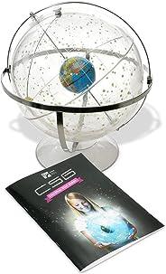 American Educational 300 Transparent Celestial Globe, 12