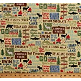 Amazon com: Cotton Cub Scouts Words Scout Law Oath Hiking Camping
