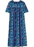 Flattering Batik Dress