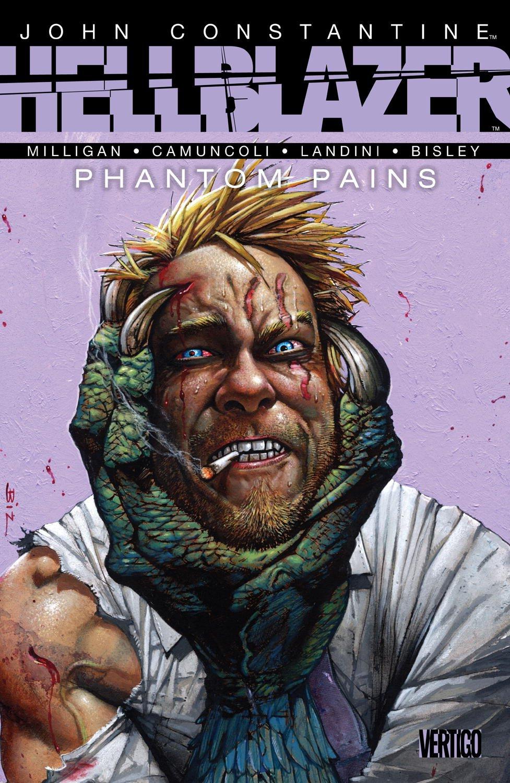Read Online John Constantine, Hellblazer: Phantom Pains PDF