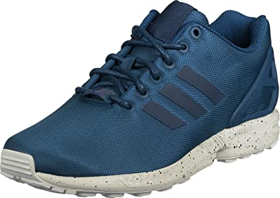 9257ca3a4 Adidas Originals ZX Flux Shoes Navy