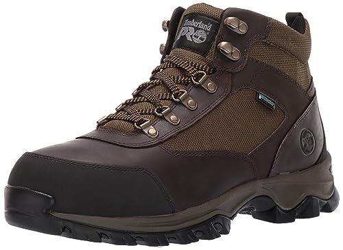 e28a624cf00 Timberland PRO Men's Keele Ridge Steel Toe Waterproof Industrial Boot
