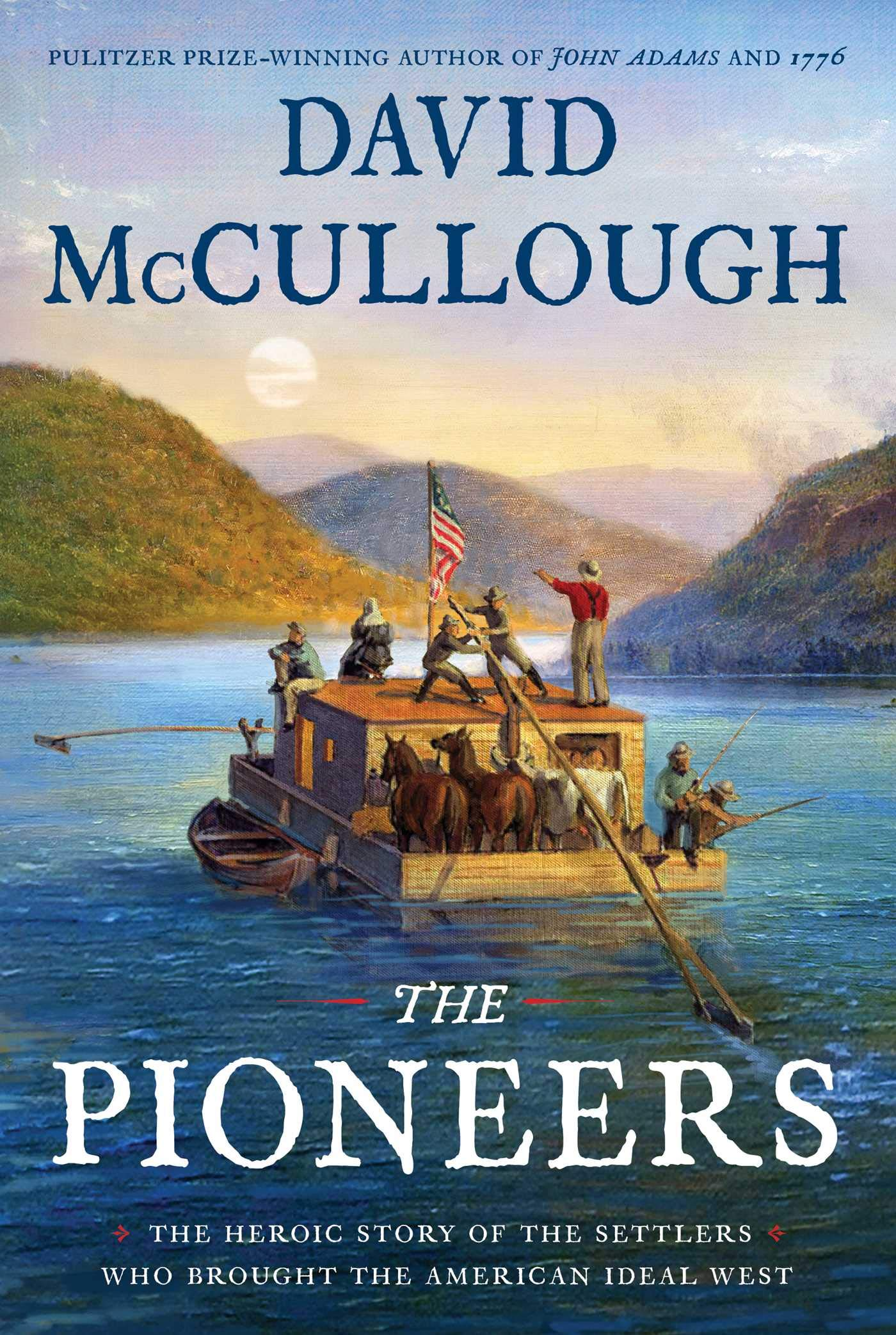 Image result for the pioneers mccullough