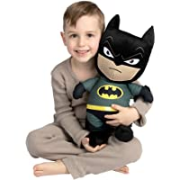 Franco Kids Bedding Super Soft Plush Cuddle Pillow Buddy, One Size, Batman