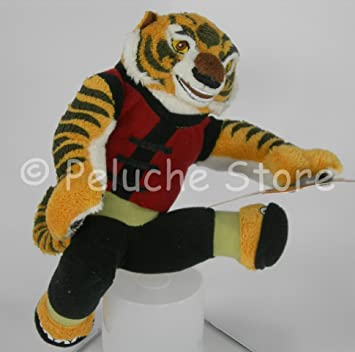Peluche porte-monnaie ''Tigresse'' Kung Fu Panda Joy Toy 6YJMBu