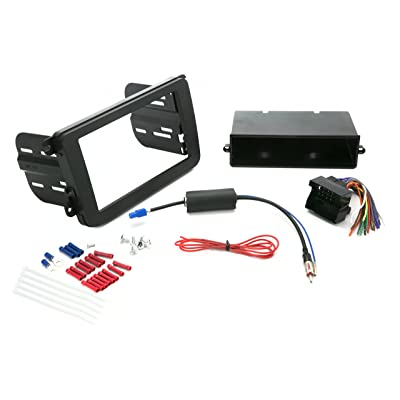 Install Centric ICVW6BN Volkswagen 2006-15 Complete Installation Kit: Car Electronics