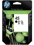 HP 51645AE Cartuccia Inkjet 45, Nero