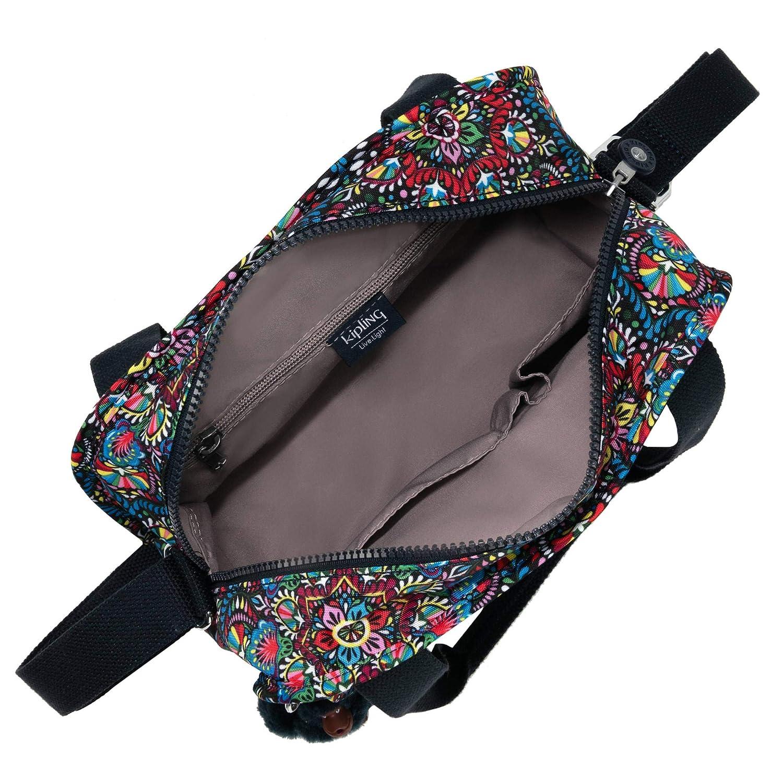 dd9361e95ab Kipling Star Handbag One Size Blue Beam: Handbags: Amazon.com