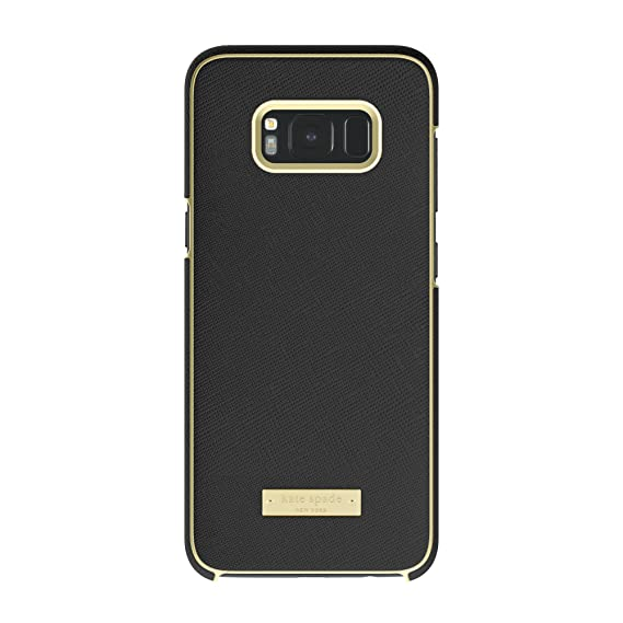 competitive price 50a9d 3483a kate spade new york Wrap Case for Samsung Galaxy S8+ - Saffiano Black