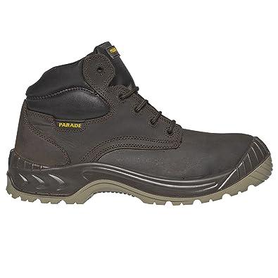 55cd14c5d9 PARADE Chaussures de sécurité Montantes pour Chantier Gros œuvre Noumea - Norme  S3 - Homme
