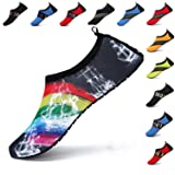 WXDZ Barefoot Water Shoes Quick Dry Aqua Yoga Socks