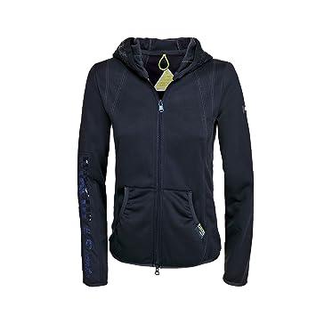 Pikeur Sommer Fleece Jacke FEEBELLE, Größe:32, Farbe:grahite