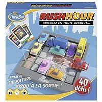 Ravensburger Jeu de logique-Rush Hour, 76302, Multicolore