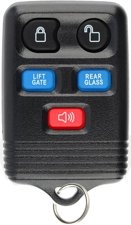 2003-2007 Lincoln Navigator CWTWB1U551 Car Key Fob Keyless Entry Remote fits 2003-2006 Ford Expedition