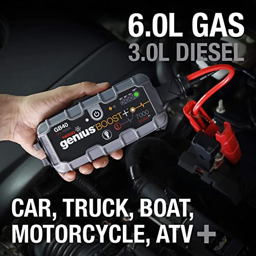 NOCO is the best jump starter for small car vehicle owners in mind due to its power compatibility.