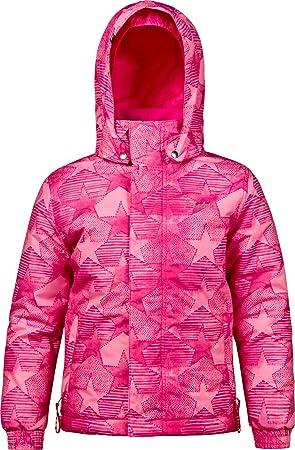 Protest chaqueta de invierno nieve chaqueta de esquí Amia Rosa transpirable, niña, Rosa, 104: Amazon.es: Deportes y aire libre