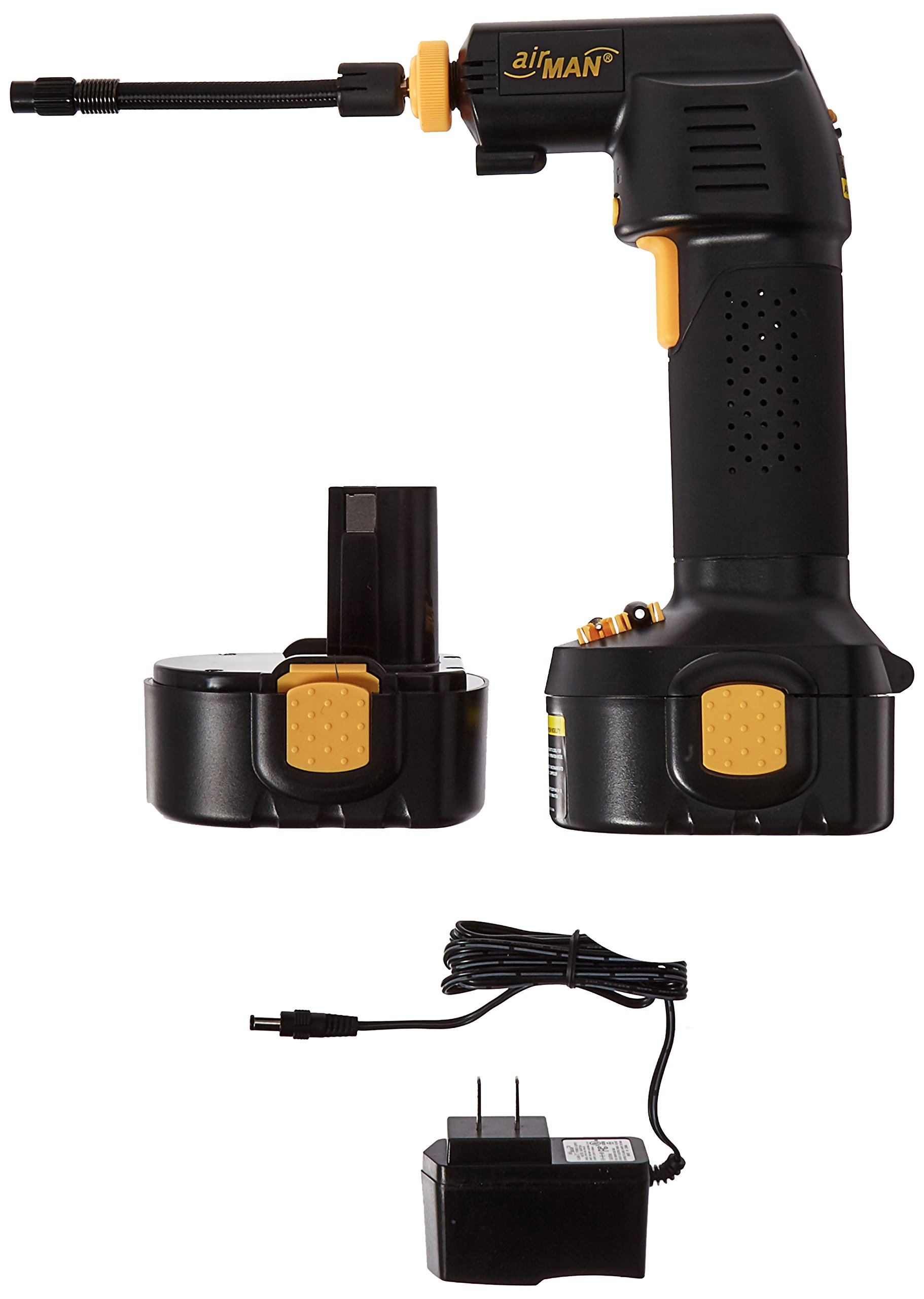 ActiveTool Airman Cordless Multi-Purpose Air Pump