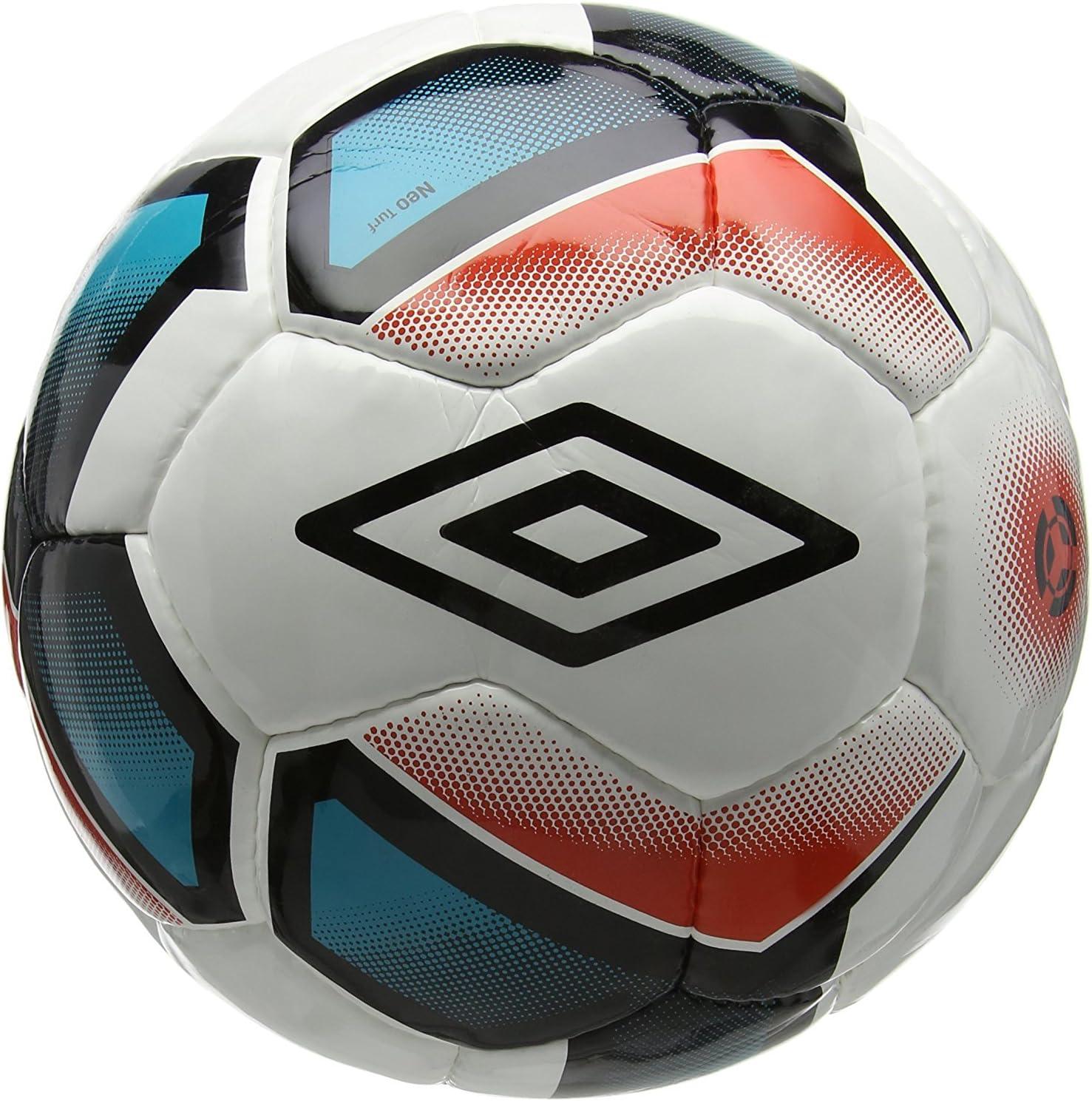 Umbro Balón de fútbol Neo Turf, Color Blanco, tamaño 4: Amazon.es ...
