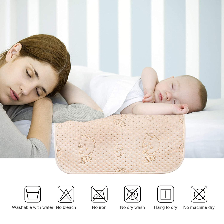 Matratzenauflage Babybett