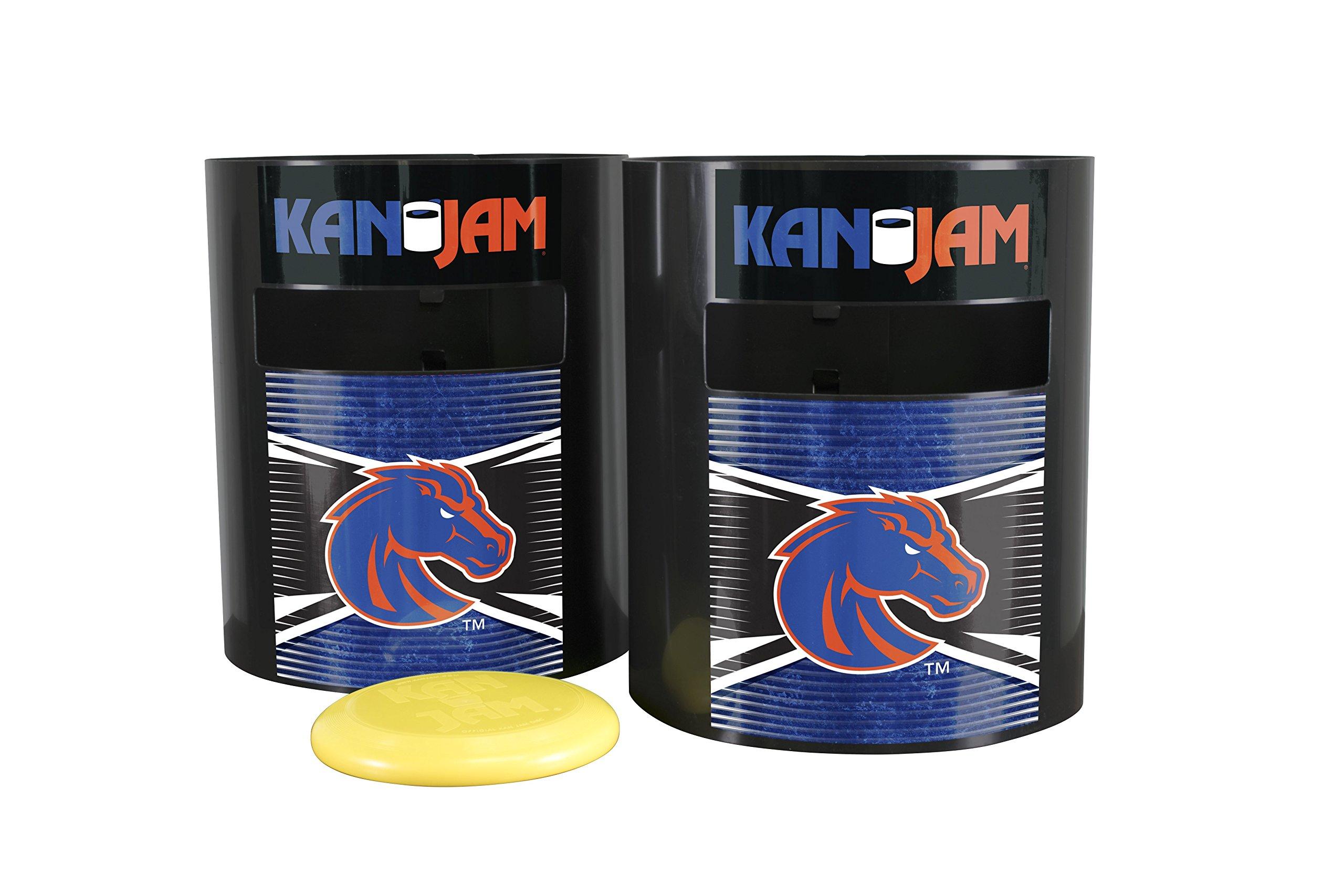 Kan Jam NCAA Boise State Broncos Disc Gameboise State Broncos Disc Game, Team Color, 11.875'' x 20'' x 9''
