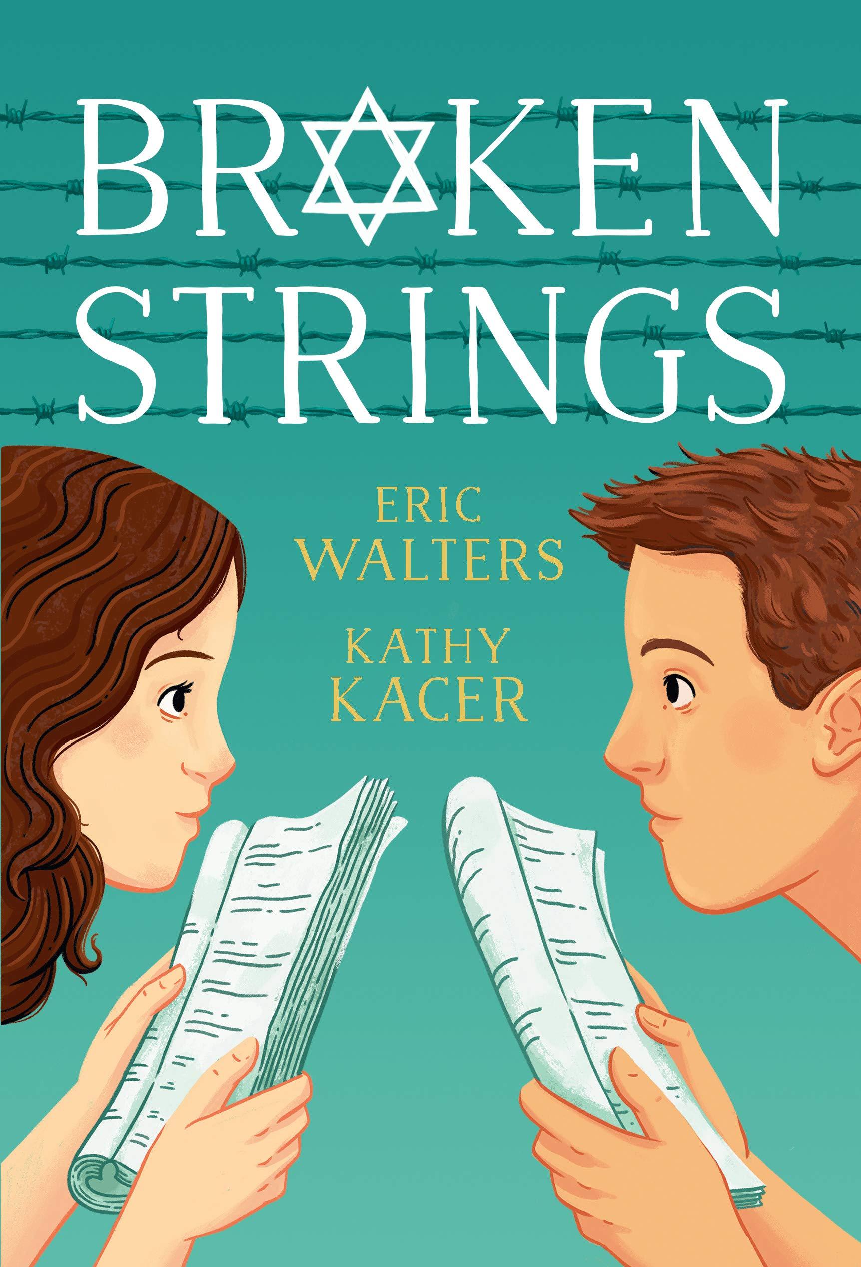 Image result for broken strings eric walters