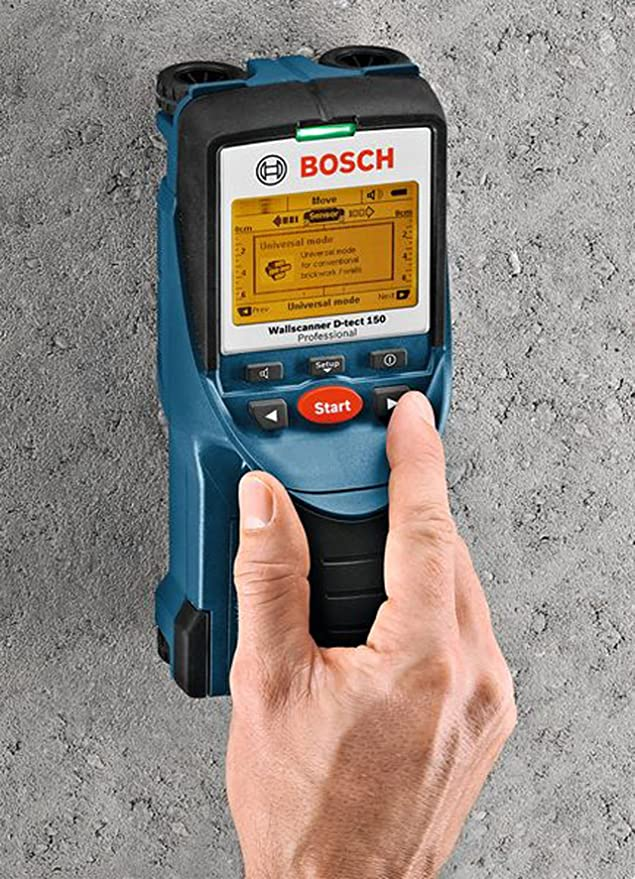 BOSCH (Bosch) Wall scanner (concrete detectors) [D-TECT150CNT] [genuine] - - Amazon.com
