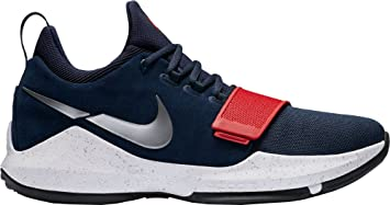 0c12aa18304 Image Unavailable. Image not available for. Colour  NIKE Men s PG 1  Basketball Shoes ...