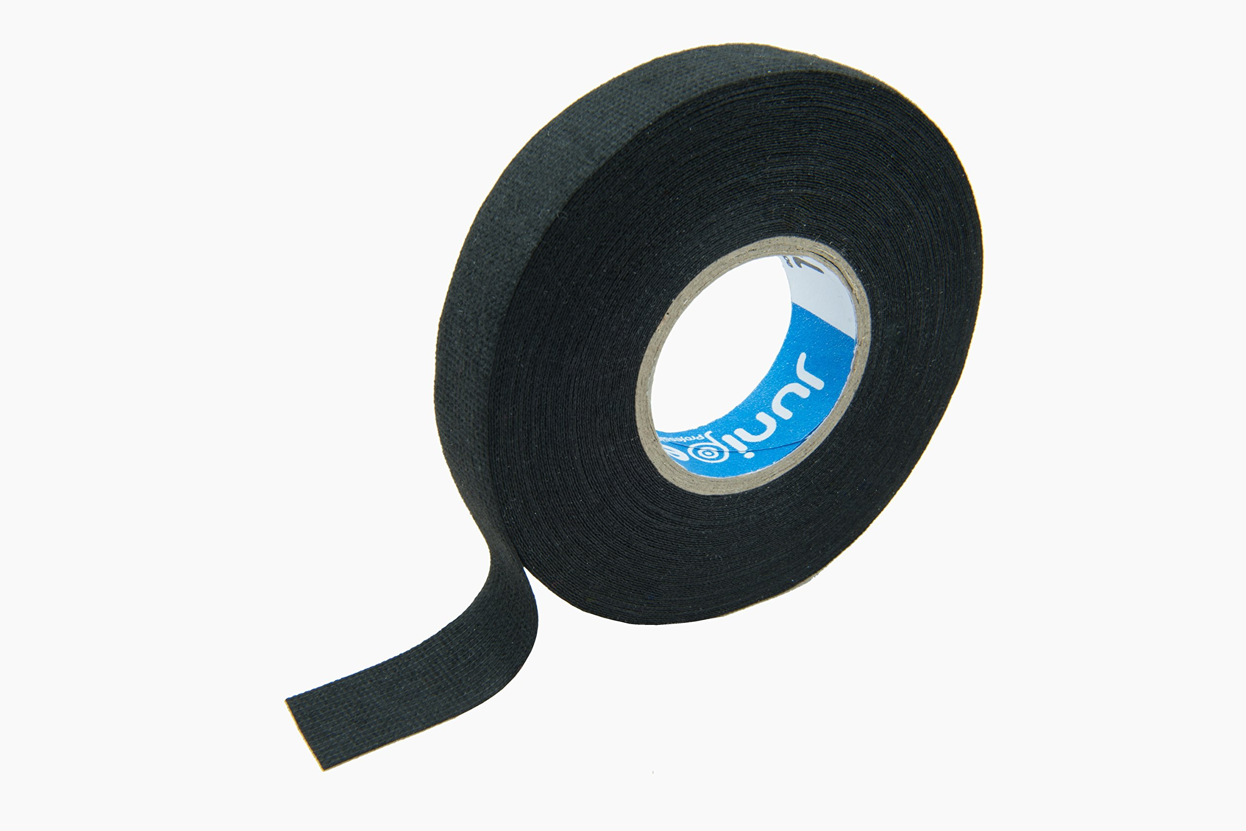 Junipel Premium Grade PET Fleece Noise Damping Loom Wire Harness Cloth Tape (Package Quantity(6))