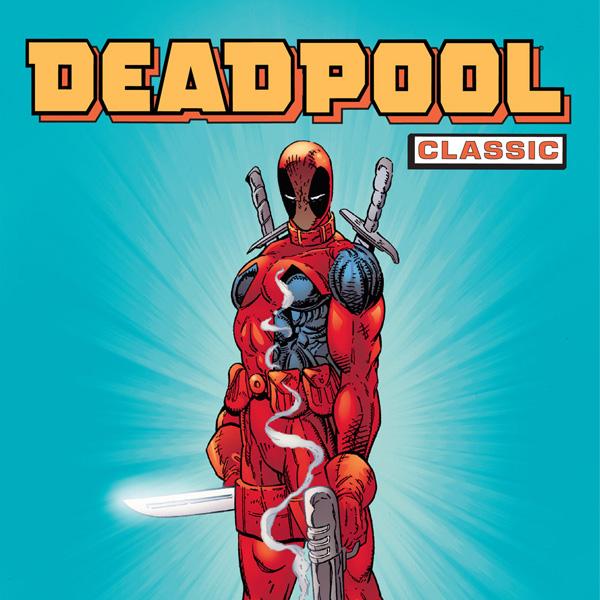 Daniel Stuart Studio - Deadpool Classic (Collections) (25 Book Series)