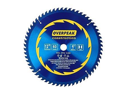 Overpeak 60 tooth diablo ultra fine circular saw blade for wood overpeak 60 tooth diablo ultra fine circular saw blade for wood and wood composites 12 greentooth Choice Image