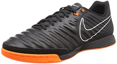 huge selection of 00361 27db5 Nike Herren LEGENDX 7 Academy IC Fitnessschuhe Mehrfarbig (Black Total  Orange-B 080