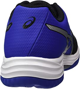 Asics Gel-Tactic, Zapatillas de Voleibol para Hombre, Negro (Black ...