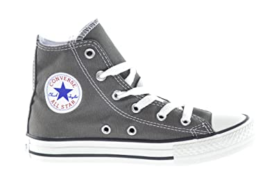 f320a77456f1 Converse CT Allstar SP Hi Little Kids Sneakers Charcoal 3j793-1