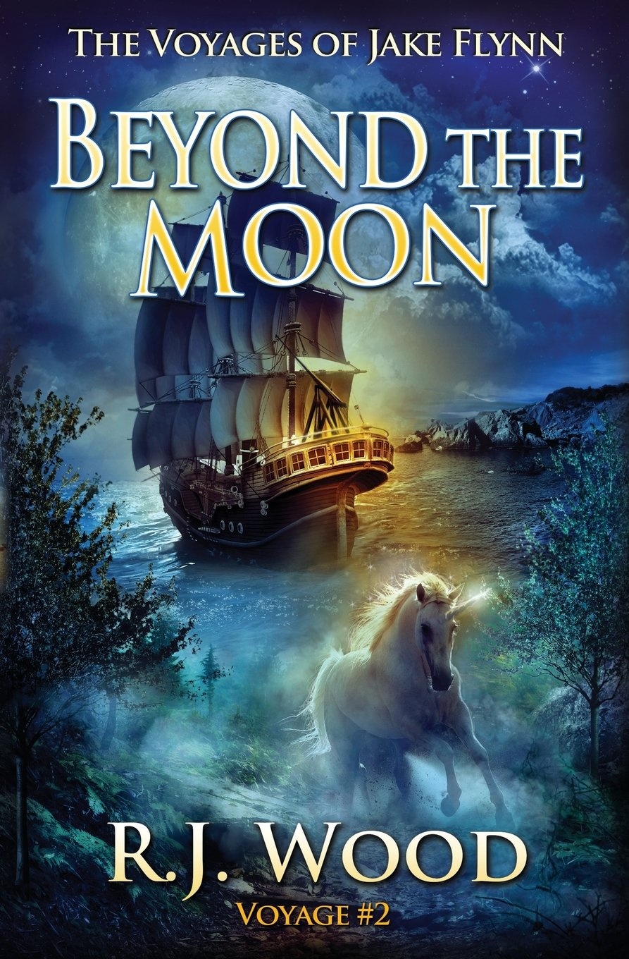 Read Online Beyond The Moon (The Voyages of Jake Flynn) (Volume 2) pdf epub