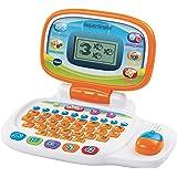 VTech Pequeordenador, Juguete para aprender en casa, ordenador infantil con más de 20 actividades que enseñan letras…