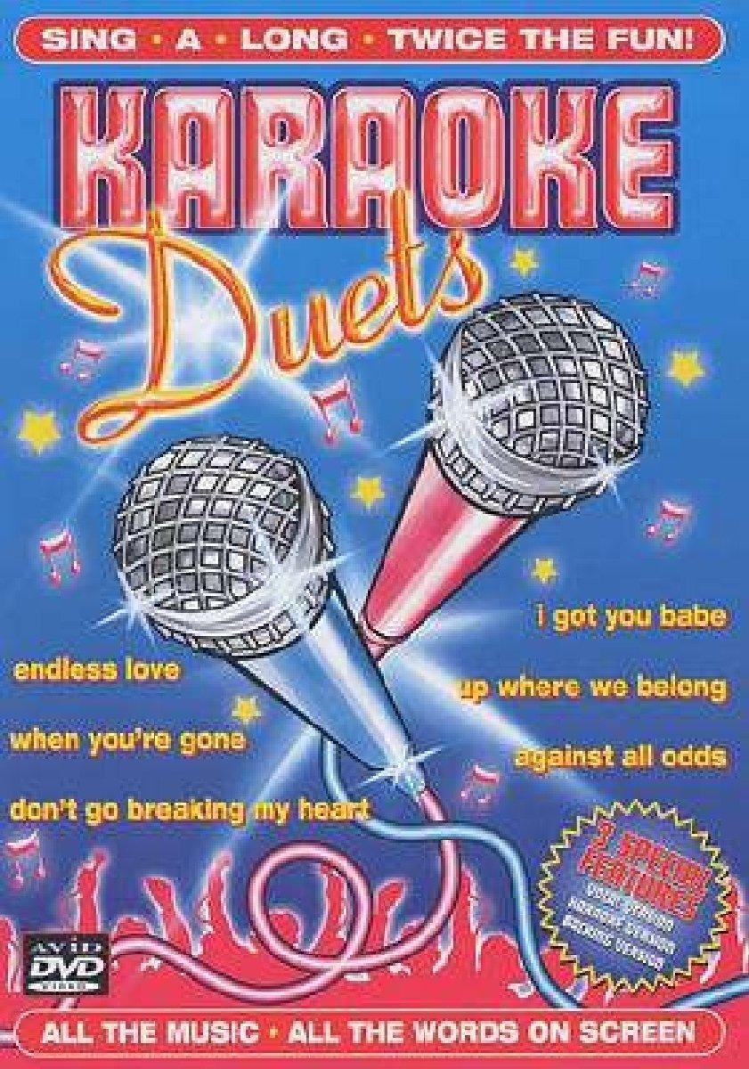 Karaoke Duets [Reino Unido] [DVD]: Amazon.es: Karaoke: Cine y ...