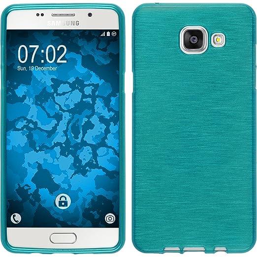 72 opinioni per PhoneNatic Custodia Samsung Galaxy A5(2016) A510Custodia in silicone blu