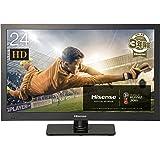 ハイセンス 24V型 ハイビジョン 液晶テレビ 外付けHDD裏番組録画対応 メーカー3年保証 HJ24K3121