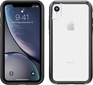 Pelican Adventurer iPhone XR Case (Clear/Black)