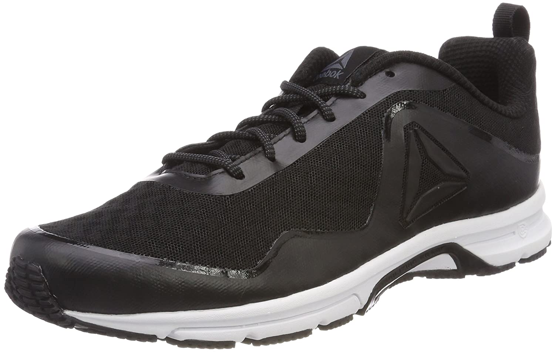 Reebok Cm9005, Zapatillas de Running para Hombre 43 EU|Negro (Blackash Greywhite)