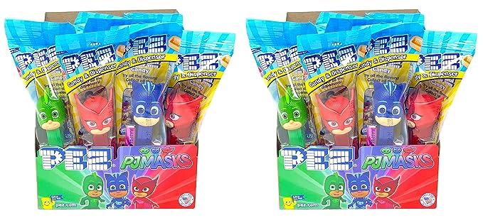 Pez PJ Masks Dispensadores de caramelos envueltos ...