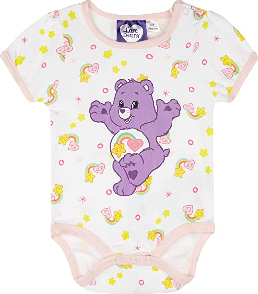 Care Bears Babies Girls Baby body