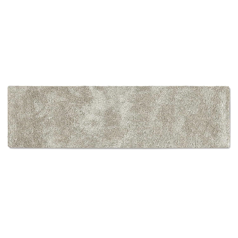 Casa pura Teppich Läufer Sundae    Meterware    Teppichläufer für Wohnzimmer, Flur, Küche usw.   kuschlig weich   mit Stufenmatten kombinierbar (Beige - 100x450 cm) 2aa30b