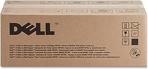 Dell H515C Yellow Toner Cartridge 3130cn/3130cnd Laser Printers