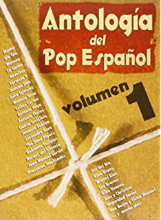Antología del Pop Español, Volumen 1 (Antologia)