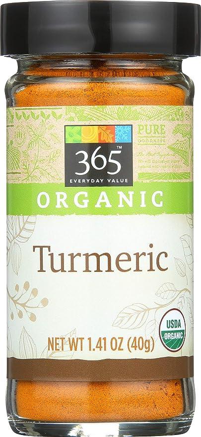 365 Organic Turmeric, 1.41 oz