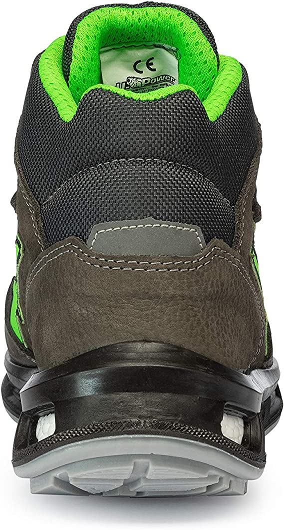 Gris 000 Chaussures de s/écurit/é Mixte Adulte, U-POWER STEGO S3 SRC